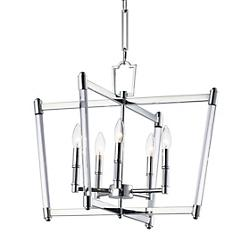 Lucent 5 Light Chandelier