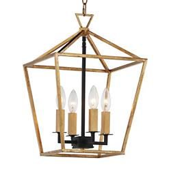 Abode Mini Chandelier