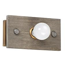 Plank Wall Sconce