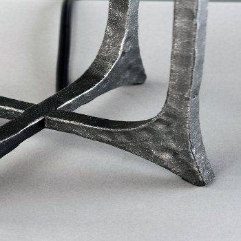 Shown in Natural Iron finish