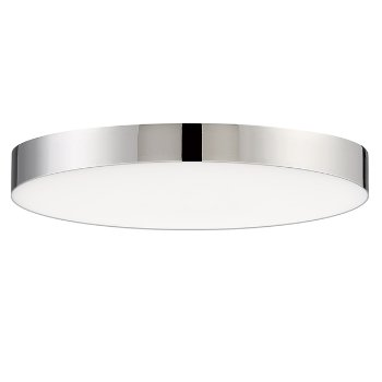 Shown in Polished Chrome finish, 7 Inch