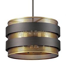 Caspian Drum Pendant Light