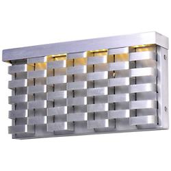 Weave LED Wall Sconce