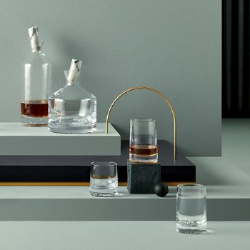 Shown in Alba Glassware Collection PS