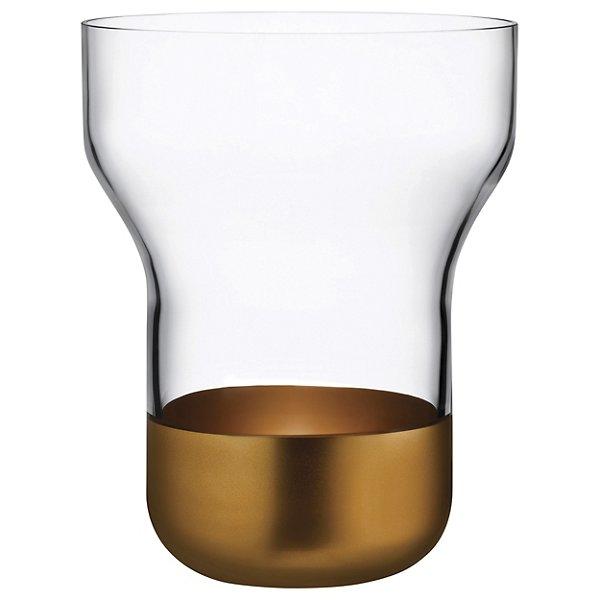 Contour Copper Vase