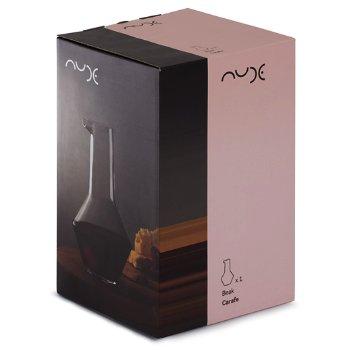 Beak Wine Carafe box