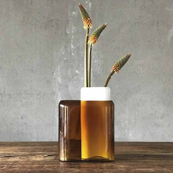 Layers Tall Vase