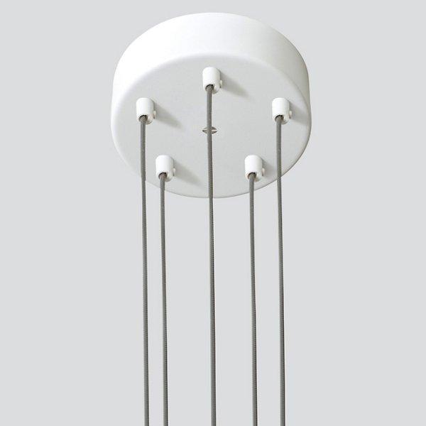 Slab LED Multi-Light Pendant 277V