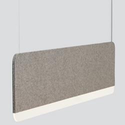 Slab 150 LED Linear Suspension