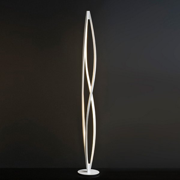 In the Wind LED Floor Lamp