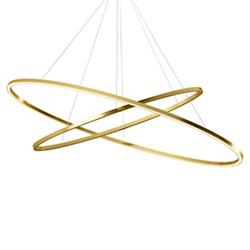 Ellisse Double LED Suspension Light