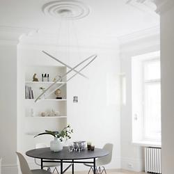 Ellisse LED Double Chandelier