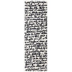 Manuscrit Runner (White/Black) - OPEN BOX RETURN