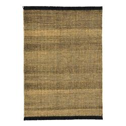 Tres Texture Gold Rug