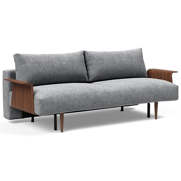 Frode Sofa - Walnut Arms