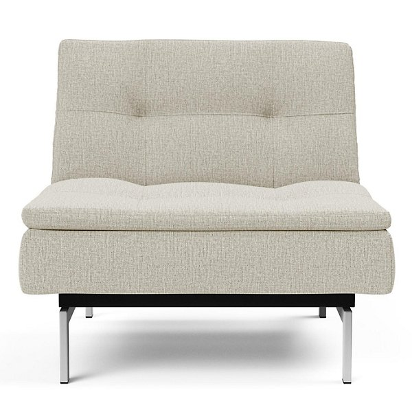 Dublexo Deluxe Chair, Metal Base