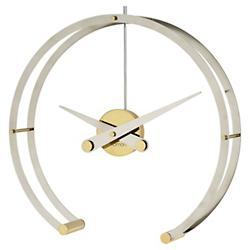 Omega Table Clock