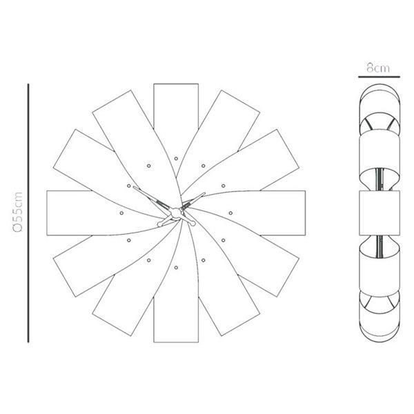 Ciclo Wall Clock