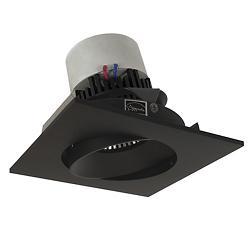 "Pearl 4"" LED Square Cone Regress Adjustable Trim"