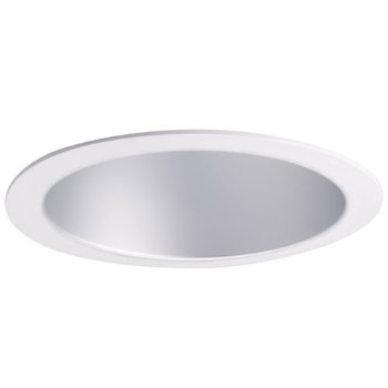 Shown in Specular Clear / White Flange finish
