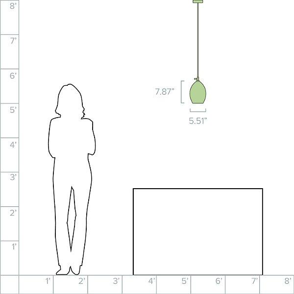 Unika Mini Pendant