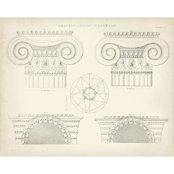 Greek & Roman Architecture VIII