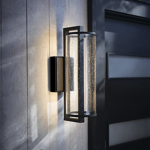 Candela LED Outdoor Wall Sconce