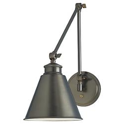 Aidan Swing Arm Wall Sconce (Bronze) - OPEN BOX RETURN