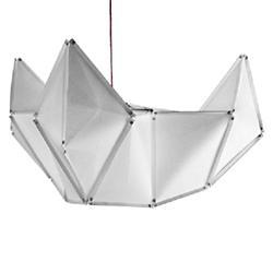 Fold Onyx LED Pendant