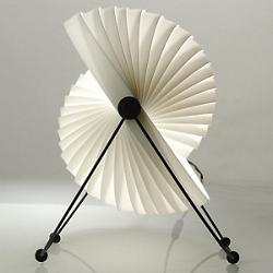 Eclipse Table Lamp (White) - OPEN BOX RETURN