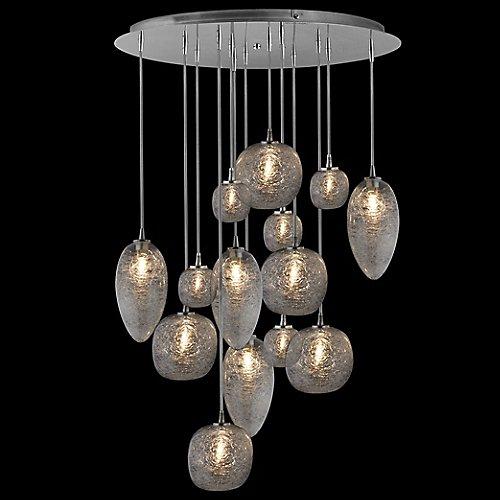 Cosmos multi light pendant by oggetti luce at lumens aloadofball Choice Image