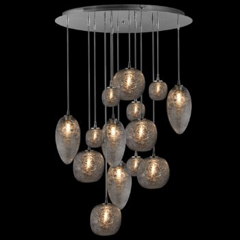 Cosmos multi light pendant by oggetti luce at lumens cosmos multi light pendant aloadofball Choice Image