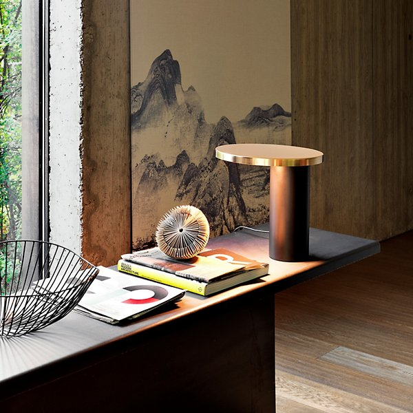 Cylinda LED Table Lamp