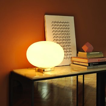 Alba Table Lamp, in use