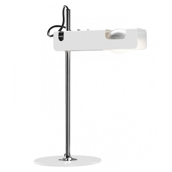 Spider White Table Lamp