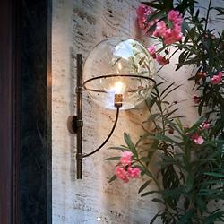 Lyndon Outdoor Wall Sconce