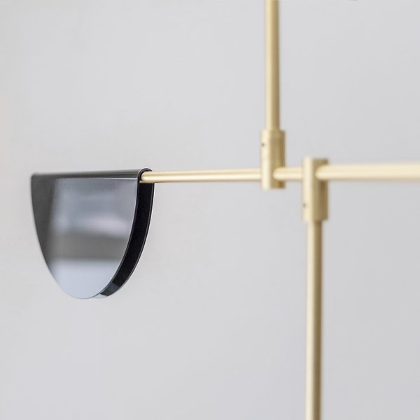 Phase LED Chandelier