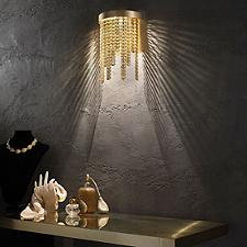 Rain Pa LED Wall Sconce