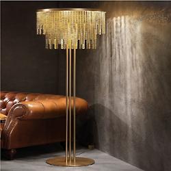 Rain LED Floor Lamp