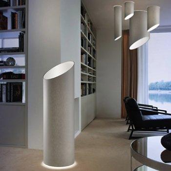 Pank TE Floor Lamp, in use