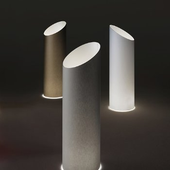 Pank TE Floor Lamp, color finish option