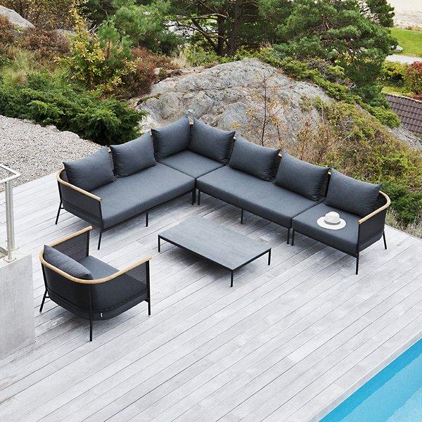 RIAD Club Armchair with Cushion