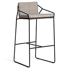 SANDUR Bar Stool With Arm