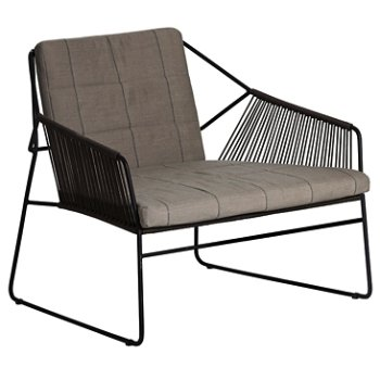 Breeze Highback Chair Cushion Set By Cane Line At Lumens Com