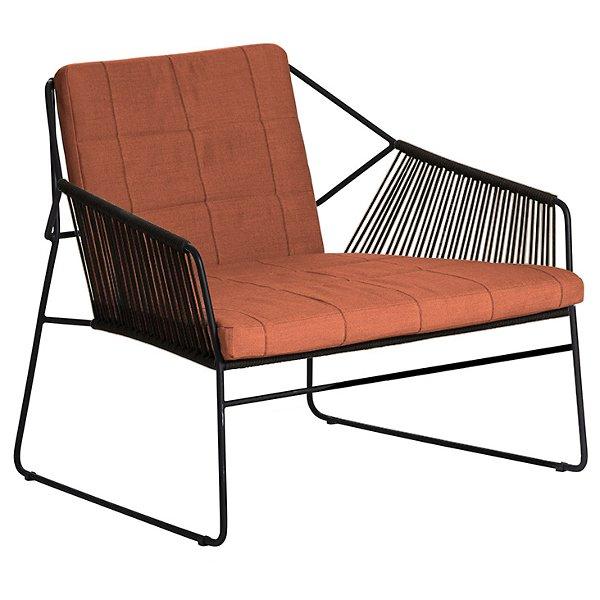 SANDUR Club Chair Full Woven