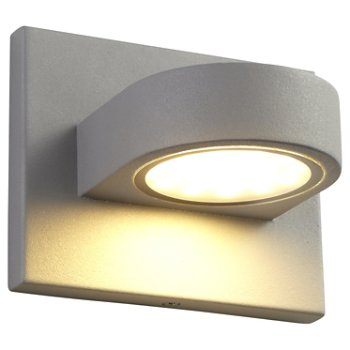 Eris LED Short Outdoor Wall Sconce