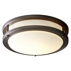 Oracle LED Flushmount (Oiled Bronze/Small) - OPEN BOX RETURN