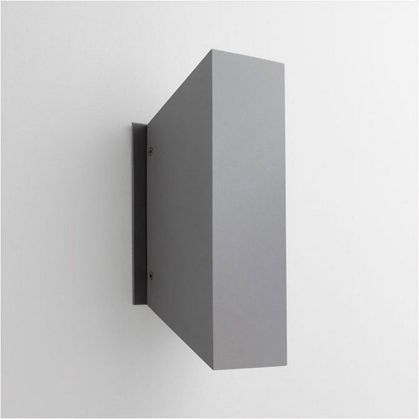 Duo LED Outdoor Wall Sconce