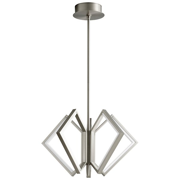 Acadia Led Chandelier By Oxygen
