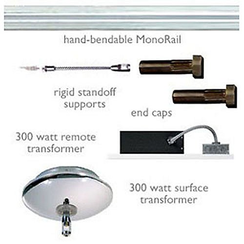 tech lighting monorail kit by tech lighting at lumens com